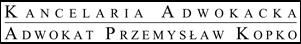 Adwokat Warszawa - Jan Przemysław Kopko
